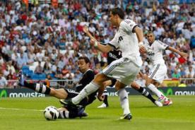 Video del Granada vs Real Madrid (1-0) – Liga BBVA