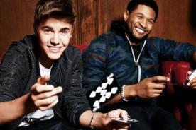 Usher habla de posible razón de ausencia de Justin Bieber en los Grammy