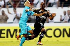 Video: Neymar fue expulsado del Santos por esta acción ante Ponte Preta