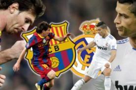 Real Madrid vs Barcelona en vivo (2-1) por DirecTV - Liga BBVA