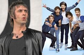Liam Gallagher: One Direction es mi mayor competencia