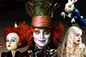 Johnny Depp realizaría  'Alicia en el País de las Maravillas 2'