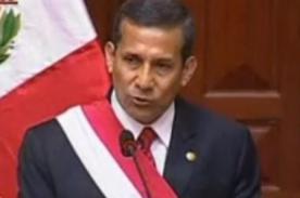 Canal N en vivo por Internet: Transmisión del mensaje presidencial 2013