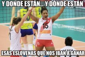 Fotos: Memes de la victoria de Perú sobre Eslovenia – Mundial Sub 18
