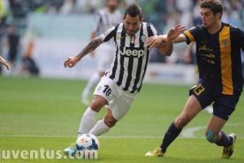 Carlos Tévez: Juventus es una gran familia – Serie A