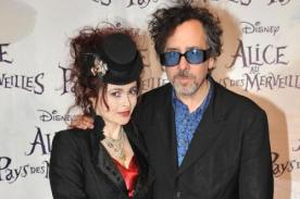 Tim Burton podría perder a Helena Bonham Carter por infidelidad - Fotos