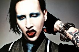 Marilyn Manson aparece en serie sin maquillaje