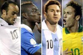 Mundial Brasil 2014: 18 países ya están en la máxima competición del fútbol