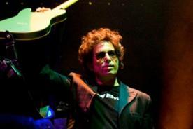 Andrés Calamaro habla sobre sus conciertos en Lima