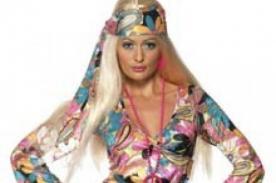Disfraces para adultos: Estilo hippie para un feliz Halloween