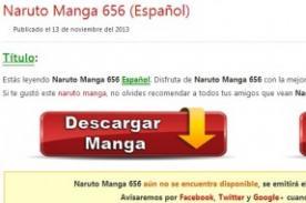 Naruto Shippuden: Manga Naruto 656 posterga su salida al 27 de noviembre