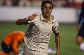 Universitario: Diego Guastavino no seguirá en el equipo crema el 2014