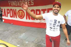 Raúl Fernández podría jugar en Universitario la próxima temporada