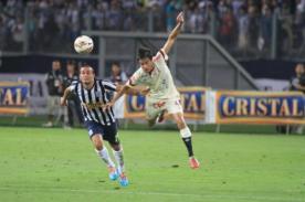 Universitario de Deportes: Dalton Moreira asegura que perder el clásico fue una lección