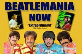 Beatlemania Now conmemoró la llegada de los Beatles a EE.UU con concierto
