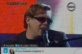 Yo Soy: Imitador de Elton John cautivo al público con interpretación
