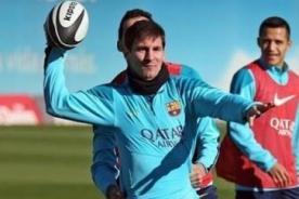 Champions League: Analizan en 3D penal cobrado contra Lionel Messi- VIDEO