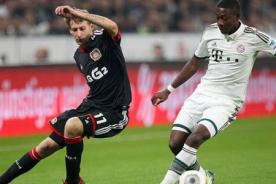 Bayern Munich venció por 2-1 a Bayern Leverkusen - Video de goles