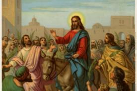 Elemento de la Cuarema: Para recibir la Semana Santa [Imprescindibles e Importantes]