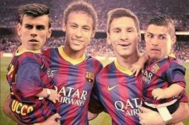 Barcelona vs. Real Madrid: Los mejores memes que dejó el partido por la Liga BBVA - FOTOS