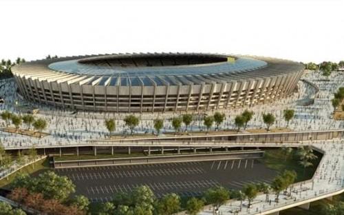 Mundial 2014: ¿Qué partidos albergará el estadio Mineirao?