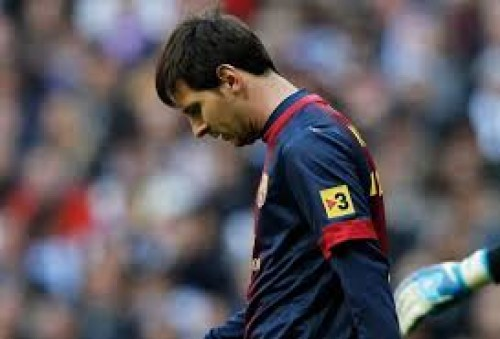 Lionel Messi no descarta dejar al Barcelona
