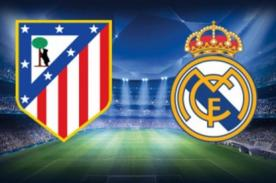Final Champions League: Alineaciones Real Madrid vs Atlético Madrid