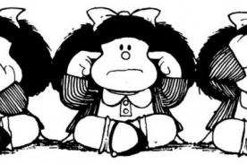 ¡La pucha! Mafalda se convirtió en princesa de Asturias