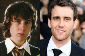 Matthew Lewis: 'Neville' de Harry Potter publica sexy foto en Twitter