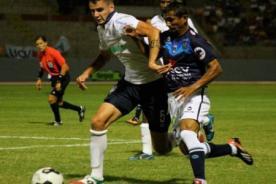 Resultado de San Martin Vs. Cesar Vallejo (1-1) - Torneo Apertura 2014