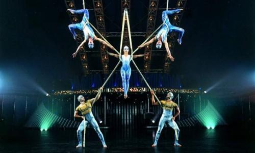 Últimas semanas de Cirque Du Soleil en Lima, hasta el 30 de noviembre