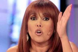 ¿Por qué Magaly Medina no se presentó en su programa?