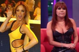 ¡Magaly Medina le manda su 'chiquita' a Sheyla Rojas tras ampay de Patricio Parodi