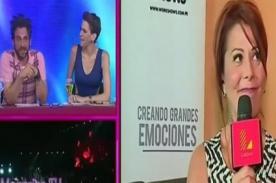 Amor Amor Amor: ¡Peluchín le dice todas sus verdades a la diva Alejandra Guzmán! - FOTO