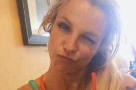 Britney Spears se luce en trikini - Foto