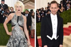 ¡Tom Hiddleston le demuestra su amor a Taylor Swift en una camiseta!