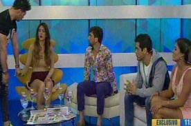 Alejandra Baigorria traiciona a Jazmín Pinedo y lo peor es todo esto