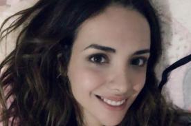 Rosángela Espinoza se luce como nunca antes con esta fotazo en la playa - FOTO