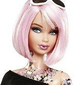 Nueva Barbie con tatuajes sale a la venta