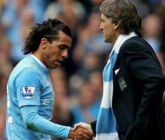 Roberto Mancini: Si Tevez pide perdón, regresa