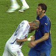 Marco Materazzi confirmó que él y Zidane hicieron las paces