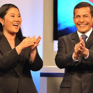 Flash Electoral: Según DATUM, Ollanta 52.7% y Keiko 47.3% en resultados a boca de urna