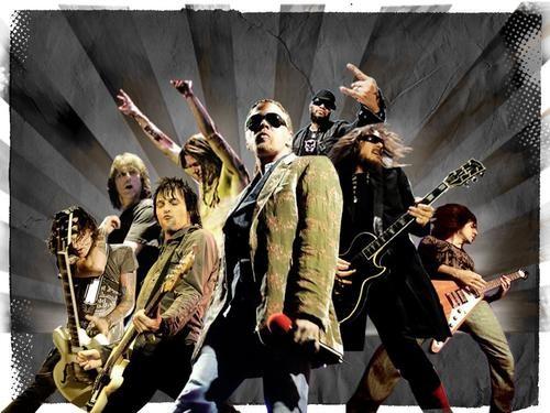 Guns N Roses en Lima: Banda ya se encuentra en Perú