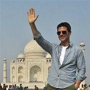 Tom Cruise en India: Me gustaría participar en una película de Bollywood