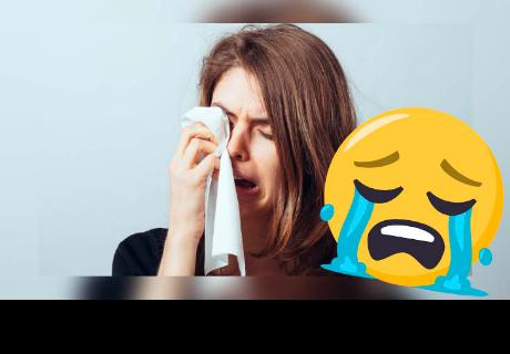 ¿Llorar ayudaría a reducir el estrés?