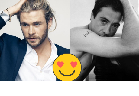 6 famosos que nos gustaría tener como novios
