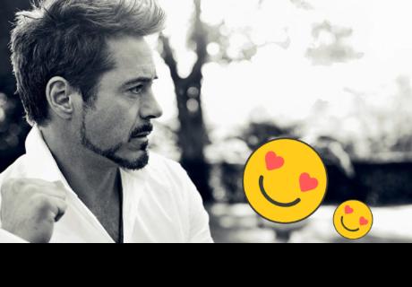 6 cosas que hacen a Robert Downey Jr.  tan seductor y  nos encante