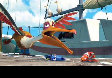 Buscando a Nemo: Este personaje de la película es un terrible error y nunca lo supiste
