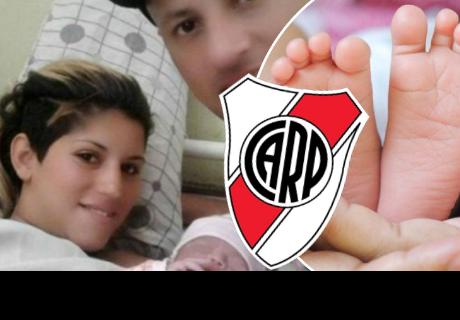 Padres aficionados al fútbol llaman a su hijo River Plate sorprendiendo a todo el mundo