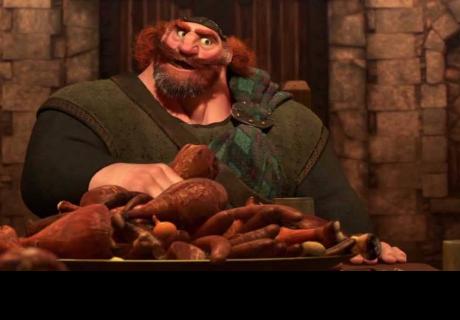 Disney Pixar: Este es un error en Valiente que los animadores no se perdonarán